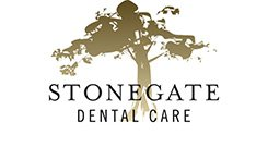 Stonegate Dental Care Mobile Logo