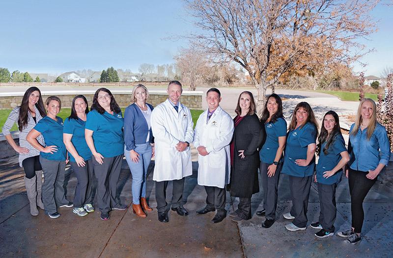 Dentist in Parker Colorado